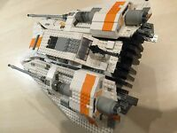 Lego Star Wars 10129 UCS Snowspeeder original mit BA