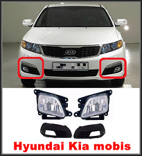 GENUINE FOG LAMP LIGHT+COVER LH;RH 4p for KIA OPTIMA LOTZE; MAGENTIS (2008~2010)