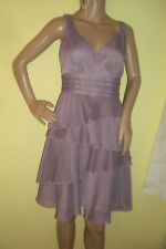 lila Abend / Cocktail- Kleid Gr 36 / 38 von C&A