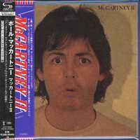 PAUL MCCARTNEY-MCCARTNEY II-JAPAN MINI LP SHM-CD Ltd/Ed G00