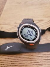 NIKE TRIAX C8 HEART RATE MONITOR SPORTS WATCH TIMER ALARM CHRONO 50M SM0017