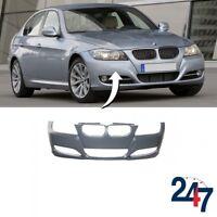NEW BMW 3 SERIES E90 E91 LCI 2008 - 2012 BARE PLAIN FRONT BUMPER 7204242