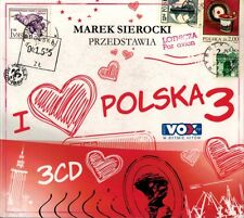 marek sierocki przedstawia: i love polska 32 (cd 3 disc) 2015 digipack neu