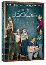 YOUNG SHELDON: SEASON 2 DVD - THE COMPLETE SECOND SEASON [2 DISCS] -NEW