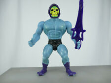 9053 MOTU SKELETOR 1981 TAIWAN SOFT HEAD MASTERS OF THE UNIVERSE WITH SWORD