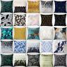 "Cushion Cover Marble Abstract Home Decor Decorative Throw PILLOW CASE 18x18"" USA"