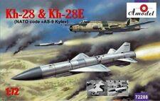 Amodel 72288 - 1:72 Kh-28 & Kh-28E Rockets - New