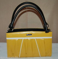 Miche Classic Purse SHELL ONLY Fits the Classic Bag DAISY Yellow White Retro