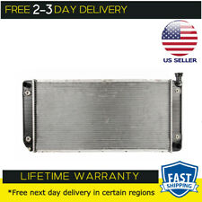 1693 New Radiator fits Chevrolet C/K Series GMC C/K Yukon 5.0 5.7 7.4 V8