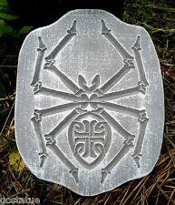 celtic spider concrete mold plaster mold.. plastic mold mould