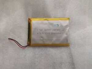 Batterie Battery Storex eZee Tab 706 SJY 326593 2000mAh 3.7v
