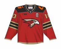 HC Avangard OMSK 2020-2021 Ice Hockey Jersey