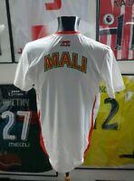 Maillot jersey trikot shirt maglia camiseta worn porte mali Afrique africa L