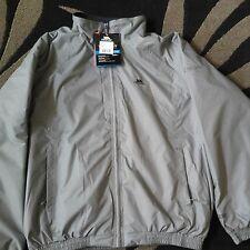 Waist Length Polyamide Raincoats for Men