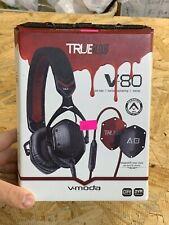 TRUE BLOOD V-MODA V-80 ON EAR (NOISE ISOLATING) METAL HEADPHONES limited edition