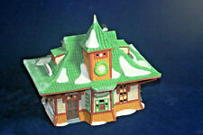 Bahnof The Heritage Collection Department 56 5615-4 Alpine Village Series