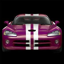 Viperstreifen 4 Meter Auto Aufkleber Rennstreifen Tuning Zier-/ Rally Streifen