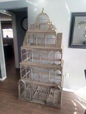 Vintage Bird Cage (Large)