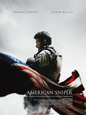 AMERICAN SNIPER Affiche Cinéma / Movie Poster CLINT EASTWOOD 160x120