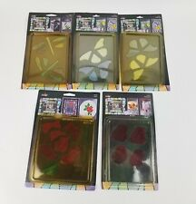 Gallery Glass ~ (5) Stained Glass Inlay KITS  ~ Vicki Payne Assorted Lot