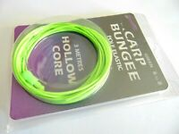 Polemaster Carp Bungee Pole Elastic 3m Hollow Core - Green 6 To 8 - Fishing -