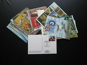 """Postcard Commemorative  Special Postmarks """"Large Choice"""" (F2)"""