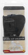 """Handgun Holster - Cortez Nylon Hip Holster - 3"""" to 4"""" Revolver - Allen Size 2"""