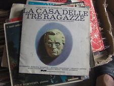7' EP LA CASA DELLE TRE RAGAZZE COLLANA OPERETTE CESARE GALLINO MEAZZI N/MINT