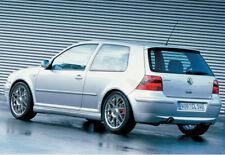 VW GOLF MK4 ( MK IV , 4 ) 25 ANNIVERSARY SIDE SKIRTS