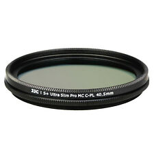 S+ Ultra Slim Multi-Couches CPL Filtre Polarisant pour Objectif Photo 40,5mm