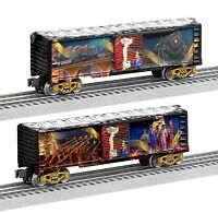 6-83943 THE POLAR EXPRESS STORY BOXCAR - Lionel
