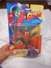 1996 Trendmasters The Adventures of Gumby Superflex Space Gumby Figure