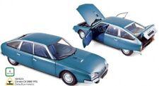 Citroen CX 2000 (1974) - deltabluemet. 1:18 Norev