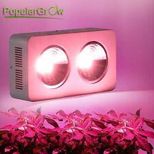 PopularGrow 400W COB LED Lampadine per Lampade Crescita spettro completo pianta