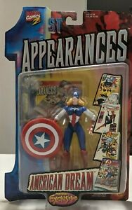 American Dream Action Figure - Marvel Comics 1st Appearances