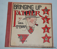 Bringing Up Father 4th Series Very Nice Cupples & Leon Platinum Age 1921 VG-F