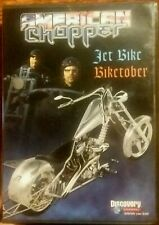 American Chopper Jet Bike Biketober DVD Discovery Channel TV Series Show 2002