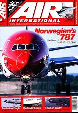 AIR INTERNATIONAL 85/3 SEP 2013 Norwegian,NAS Fallon,Russia UA,B-52H,NH-90,Delta