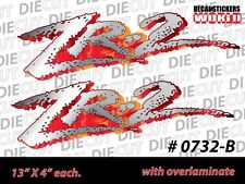 *NEW* 4X4 OFFROAD DECAL STICKER  EXTREME  S10 GMC Sonoma ZR-2 ZR2 732B