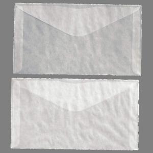 #6 Glassine Envelopes - Qty: 1000