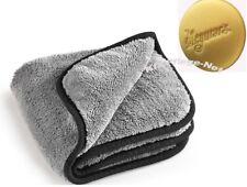 MEGA Clean Flausch Mikrofaser + Meguiar's Pad