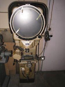 Nikon Comparator Model V-14, Profile Projector