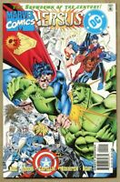DC Versus Marvel #3-1996 nm- 9.2 DC Vs Marvel Comics Batman Superman Spider-Man