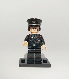Officier Militaire Allemand Tankiste WW2 Soldats compatible avec Lego