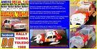 ANEXO DECAL 1/43 LANCIA DELTA S4 PROTO 1988 GUSTAVO TRELLES RALLY TOLEDO 19 (02)