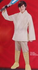 Boys Kids LUKE SKYWALKER Jedi Force Halloween Purim Costume Outfit Small 4 6 NEW