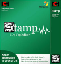NCH Stamp Audio Tag & Music Metadata Editing Software FULL License lifetime KEY