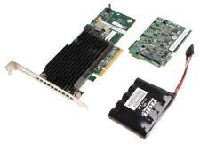 Intel G45802-612 // SAS 2208 // 4-Port PCIe SAS/S-ATA Controller inkl. BBU