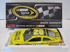 MATT KENSETH 2013 #20 DOLLAR GENERAL BRISTOL WIN #024 1/24