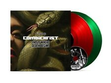 COMBICHRIST - THIS IS WHERE DEATH BEGINS   2 VINYL LP+CD NEW+